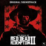 SOUNDTRACK - RED DEAD REDEMPTION II - THE MUSIC OF: ORIGINAL SOUNDTRACK (LIMITED RED COLOURED VINYL)