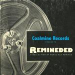 VARIOUS - REMINEDED: A REMIX COMPILATION (BLUE VINYL)