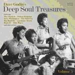 VARIOUS - DAVE GODIN'S DEEP SOUL TREASURES VOLUME 5