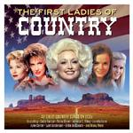 VARIOUS - THE FIRST LADIES OF COUNTRY