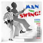 VARIOUS - MAN YOU SWING!