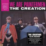 THE CREATION - WE ARE PAINTERMEN (140G CLEAR VINYL)