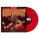 KING PARROT - BITE YOUR HEAD OFF: DELUXE GATEFOLD LP (RED VINYL)