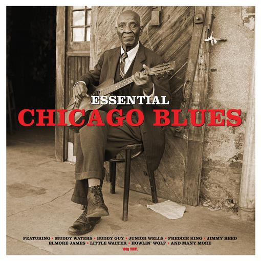 Off White Records: VARIOUS - ESSENTIAL CHICAGO BLUES (180G