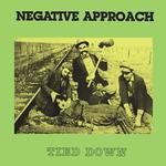 NEGATIVE APPROACH - TIED DOWN (TRANSLUCENT PURPLE)