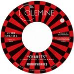 MONOPHONICS - CHANCES (GREEN VINYL)
