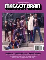 THIRD MAN RECORDS - MAGGOT BRAIN: ISSUE #3 (DEC/JAN/FEB 2021)