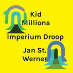 KID MILLIONS AND JAN ST. WERNER - IMPERIUM DROOP (PURPLE W/WHITE VINYL)