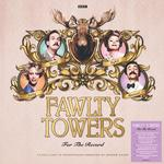 SOUNDTRACK - FAWLTY TOWERS: FOR THE RECORD (LIMITED WHITE COLOURED VINYL) - SIGNED EDITION