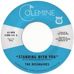 THE RESONAIRES - STANDING WITH YOU (OPAQUE ORANGE)