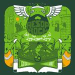 AESOP ROCK - LONG LEGGED LARRY [7IN] (GREEN VINYL)