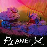 RED RIBBON - PLANET X (GALAXY COLOURED)