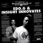 EDO.G & INSIGHT INNOVATES - EDO.G  & INSIGHT INNOVATES (VINYL)